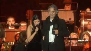 getlinkyoutube.com-Salute Petra - 24 - Vivere (Dare to Live) - Laura Pausini & Andrea Bocelli