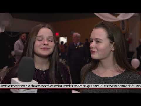 Premier Gala jeunesse en action à l'Île d'Orléans