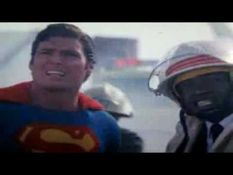SUPERMAN lII Fire Scene Deleted Scene HD