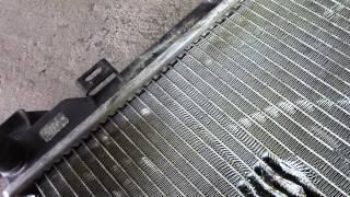 getlinkyoutube.com-How To Repair Radiator Holes