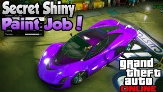 "getlinkyoutube.com-GTA 5 Online - Secret ""Shiny Paint Job"" Trick! (Better Colors) [GTA V Touch Up Tuesday]"