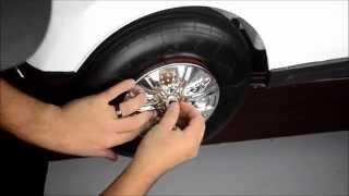 getlinkyoutube.com-SPORTrax BMW Style Baja 4x4 Assembly