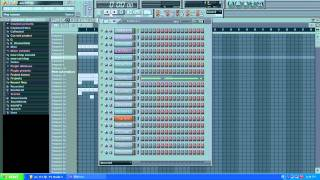 getlinkyoutube.com-young chop makeing a down south beat in fl studio 9 {HD}