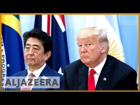 AlJazeera English:Trump visits Japan as first state guest for new emperor | Al Jazeera English