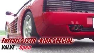 getlinkyoutube.com-Ferrari 512TR キダスペシャル