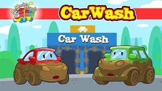 """getlinkyoutube.com-""""Car Wash"""" @ """"Mr.Wheeler&Friends"""" CARtoons"""
