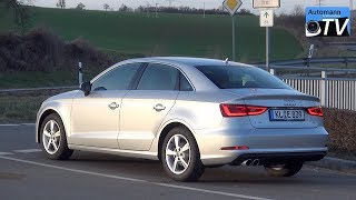 getlinkyoutube.com-2014 Audi A3 Sedan 1.4 TFSI (140hp) - DRIVE & SOUND (1080p)