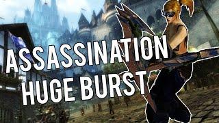 getlinkyoutube.com-ASSASSINATION ROGUE HUGE BURST - (Assassination Rogue PvP) Warlords of Draenor 6.2