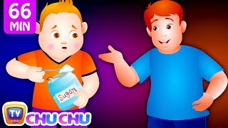 getlinkyoutube.com-Johny Johny Yes Papa and Many More Videos | Popular Nursery Rhymes Collection by ChuChu TV