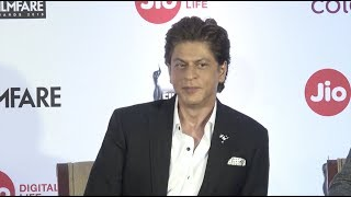 Shahrukh Khan Live from 63rd JIO Filmfare Award 2018 from Mumbai