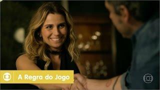 A Regra do Jogo: cenas exclusivas da novela das nove da Globo