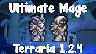 getlinkyoutube.com-Ultimate Mage Loadout - Terraria 1.2.4 Guide Mage Loadout - GullofDoom