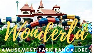 getlinkyoutube.com-Bangalore Wonderla Amusement Park Tour in 20mts - All Dry Wet Rides *HD*