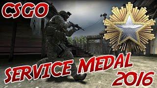 getlinkyoutube.com-[CSGO] How to get all 2016 Service Medals!