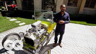getlinkyoutube.com-Comedian Mike Epps' Hot Rods and Luxury Cars - GQ's Car Collectors - Los Angeles