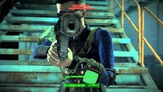 getlinkyoutube.com-Fallout 4 Lvl 25 Stealth Action