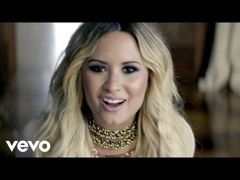 demi lovato let it go from frozen official