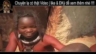 African Tribal Women (contains tribal nudity, educational)