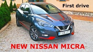 getlinkyoutube.com-2017 Nissan Micra 1.5 dCi, first drive