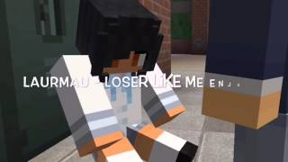 LaurMau - Loser like me (Laurence & Aphmau) My street Phoenix Drop High (Music video)