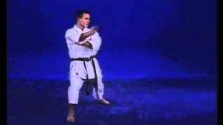 Learn all the basic points of karate