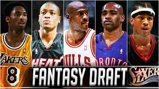 getlinkyoutube.com-NBA 2K16 MyGM/MyLeague LEGENDS Mock Fantasy Draft - Assembling the GOAT Squad!! - Agent 00