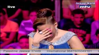 getlinkyoutube.com-Sara Farah - MTV - Enta w Hazzak(2) / سارة فرح - برنامج إنت وحظك