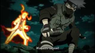 getlinkyoutube.com-[AMV] - Naruto & Kakashi VS Obito & Madara