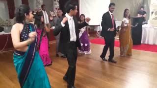 surprise wedding dance (sri lankan wedding dance)