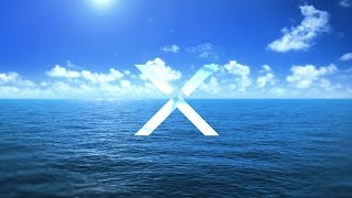 getlinkyoutube.com-FREE After Effects Intro Template - Ocean Logo