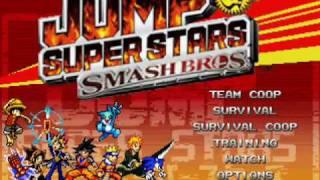 getlinkyoutube.com-JUMP SuperStars SmashBros M.U.G.E.N (2010) with download
