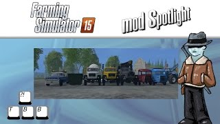 getlinkyoutube.com-Farming Simulator 15 Mod Spotlight - More Trucks!