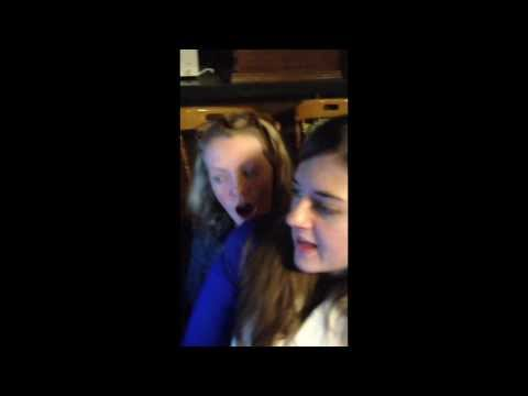 My Daughter & Niece's reaction to Two Girls One Box (not phonographic so stop that train of thought)