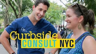 CURBSIDE CONSULT NYC | Ask Doctor Mike width=