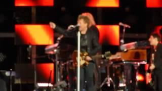 getlinkyoutube.com-Bon Jovi - Highway to Hell (AC/DC Cover)17.12.13 - HD Brisbane