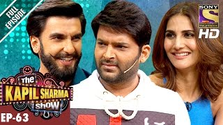 getlinkyoutube.com-The Kapil Sharma Show - Episode 63–दी कपिल शर्मा शो–Ranveer and Vaani In Kapil's Show–27th Nov 2016