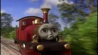 Thomas and the Magic Railroad *Redone* - Chase Scene with Runaway Theme