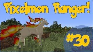 getlinkyoutube.com-Pixelmon Ranger! Across the Open Plains!! - Episode #30