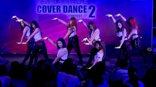 getlinkyoutube.com-150614 GirLish cover Girls' Generation - Catch Me If You Can @Esplanade Cover Dance #2 (Audition)