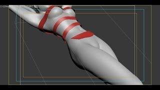 getlinkyoutube.com-Tutorial: animated ribbon with thinkingParticles