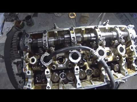 Сальники клапанов Замена без снятия ГБЦ Honda cr-v