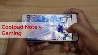 getlinkyoutube.com-Coolpad note 5 Gaming Review
