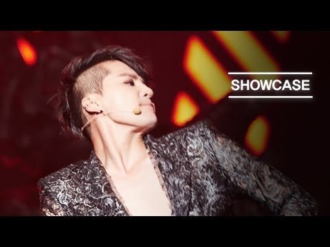 [XIA(준수)(JUNSU) Showcase LIVE] Incredible(인크레더블) [ENG/JPN SUB]