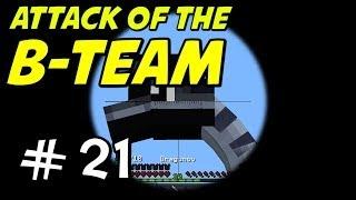"getlinkyoutube.com-Minecraft | Attack of the B-Team | E21 ""Dinosaur Hunt with Glis!"""