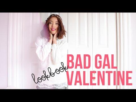 Bad Gal Valentine Lookbook