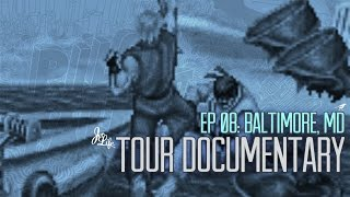 Curren$y - Pilot Talk 3 Tour€ (Baltimore) [Episode 8]