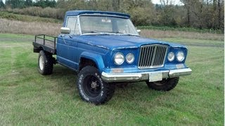 getlinkyoutube.com-Fixing up a old Jeep gladiator