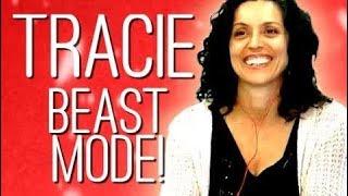 7 Times Tracie Harris Went Beast Mode