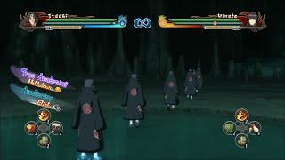getlinkyoutube.com-Itachi Moveset Mod | Naruto Shippuden Ultimate Ninja Storm Revolution Mods