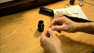getlinkyoutube.com-Cricket Calibergun Air tube Disassembly and o-ring replacement
